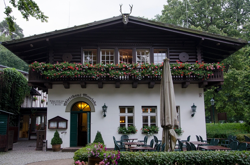Restaurant near Potsdam
